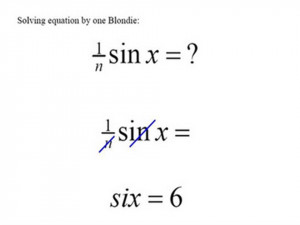 reason why we were taught math in class, especially the advance math ...