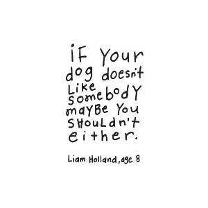 If your dog…… - Kid's Quotes Stamps by Stampin' Treasures