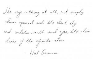 Neil Gaiman, Stardust.