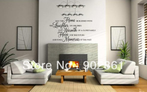 ... -Warm-Home-Blessing-Quote-Vinyl-Wall-Sticker-Wall-Quote-135x55cm.jpg
