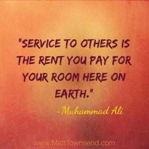 More like this: ali , muhammad ali and volunteers .