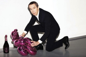 ... me now – I'm Jeff Koons and my art can defend me!