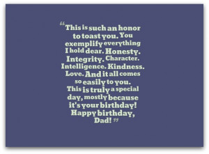 To wish you joy on your birthday And all the whole year through, For ...