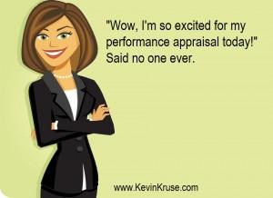 Performance Appraisal Cartoon