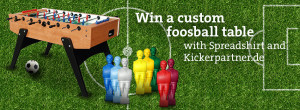 Win a Foosball Table – Share Your Best Euros Comment
