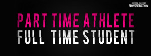 Full Time Student Pink Picture