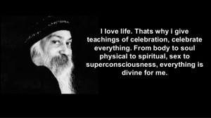 Osho love quotes