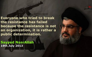 Sayyed Nasrallah: EU Decision Means Involvement in any Israeli Attack ...