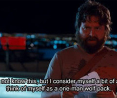 Quotes From The Hangover Wolf Pack