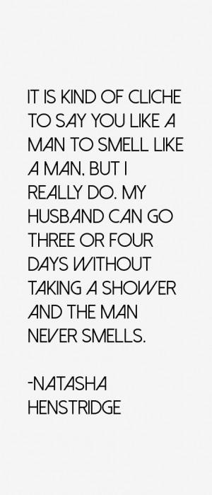 Natasha Henstridge Quotes amp Sayings
