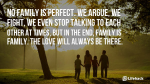 Family Perfect Argue Fight