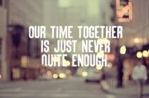 romantic quotes sayings cute love about time large Cute Romantic ...