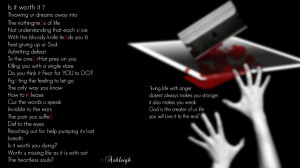 poems About cutting Wrists View Original Image