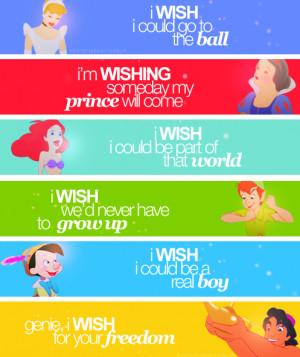 Disney Quotes Via Facebook