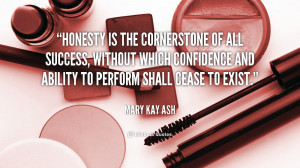 Mary Kay Ash Business Quotes Clinic
