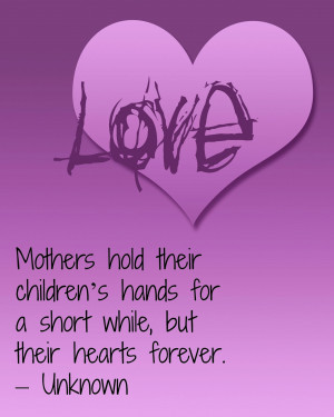 Proud Mom Quotes Mother's day quotes