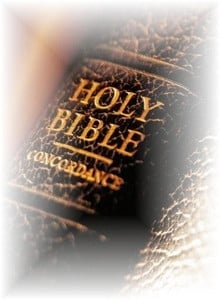 The Bible - unusual choice for a favourite sailing book? - .. .