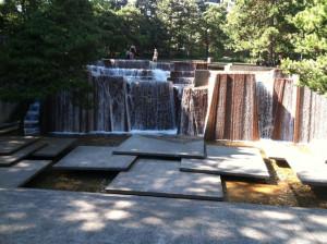 Lawrence Halprin Lovejoy Fountain