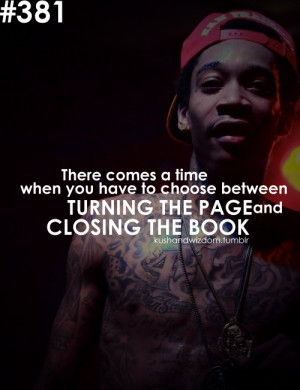 QUOTES // WIZ KHALIFA