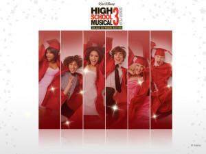 High school graduation High School Musical 3 Senior Year