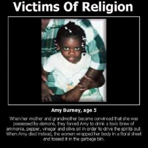 Religion and spirituality negatively impacts people's lives and it ...