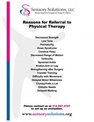 Physical Rehabilitation Quotes