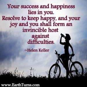 Self-empowerment quote! EarthTurns.com
