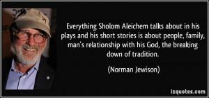 Sholom Aleichem Pictures