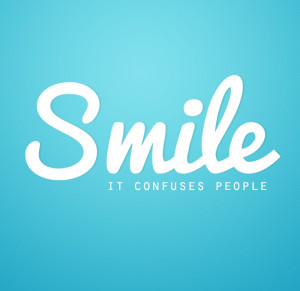 Smile - It Confuses People Repinned by Togrye Orthodontics www ...