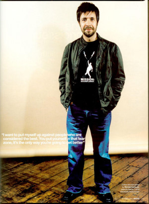 Paddy Considine Pictures