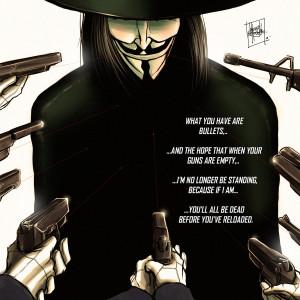for Vendetta by DarroldHansen