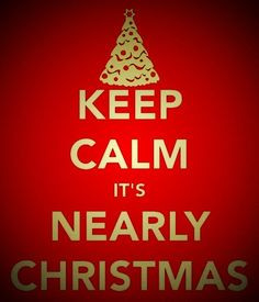 Keep calm quote about christmas - Decor - quote: Quotes for Christmas ...