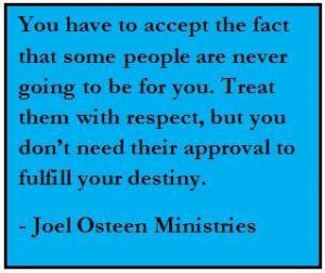 Joel osteen best inspirational quotes | Joel Osteen ministries. amen