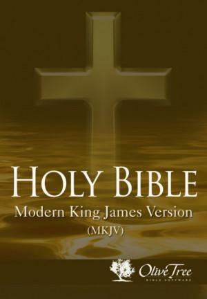 ... King James Version - MKJV, bible, bible study, gospel, bible verses