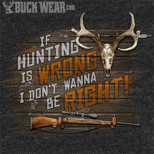 funny hunting sayings