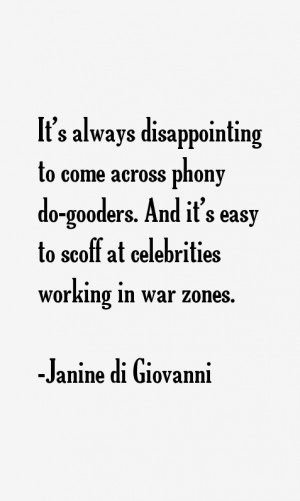 Janine di Giovanni Quotes & Sayings