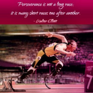 ... Walter Elliot #watlerelliot #quote #perseverance #life #wisdom #truth