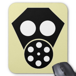 Gas Mask ~ Anarchist AttireIcons & Sayings of Popular Culture Slogans ...