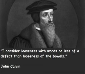 John calvin quotes 5