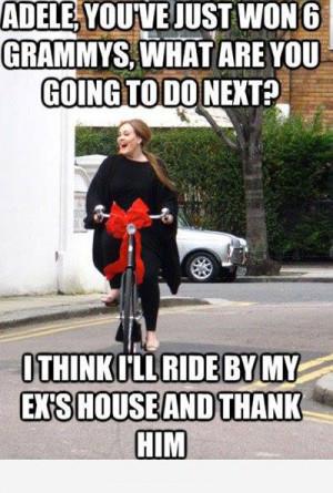 Adele's Break Up Songs