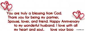 ... anniversary happy anniversary facebook with love happy anniversary