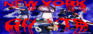 New York Giants Football Nfl 6 Facebook Cover