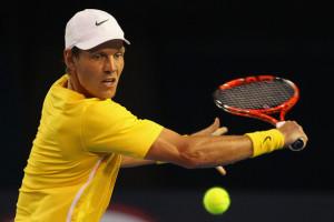 Tomas Berdych Australian Open