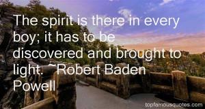 Favorite Robert Baden Powell Quotes