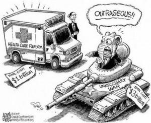 Hilarious Political Cartoons (40 pics)