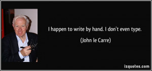 More John le Carre Quotes
