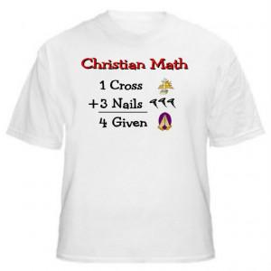 Funny Math T Shirts