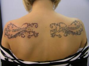 Quotes Good Design Quote Tattoo Wrist Love