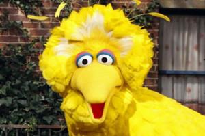 ... Responds to Mitt Romney's Big Bird Mention in the Presidential Debates