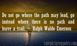 Tagged: Ralph Waldo Emerson Quotes
